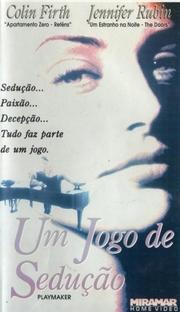 Um Jogo de Sedução - Poster / Capa / Cartaz - Oficial 2