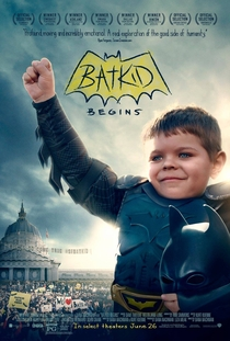 Batkid Begins:  The Wish Heard Around the World - Poster / Capa / Cartaz - Oficial 1