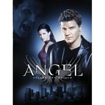 Angel: O Caça-Vampiros (2ª Temporada) - Poster / Capa / Cartaz - Oficial 2