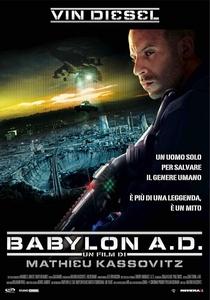 Missão Babilônia - Poster / Capa / Cartaz - Oficial 5