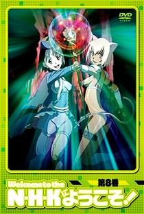 NHK ni Youkoso! - Poster / Capa / Cartaz - Oficial 18