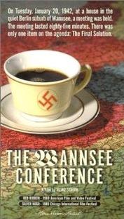 A Conferência de Wannsee - Poster / Capa / Cartaz - Oficial 1