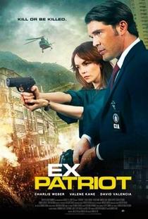 ExPatriot - Poster / Capa / Cartaz - Oficial 1
