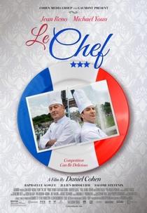 Como um Chef - Poster / Capa / Cartaz - Oficial 2