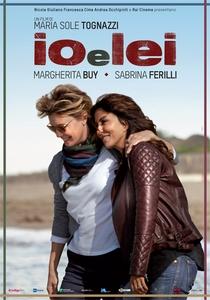 Eu E Ela - Poster / Capa / Cartaz - Oficial 1