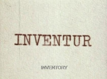 Inventory - Poster / Capa / Cartaz - Oficial 1