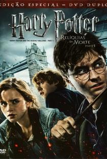 Harry Potter e as Relíquias da Morte - Parte 1 - Poster / Capa / Cartaz - Oficial 27