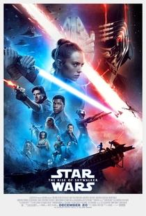 Star Wars: A Ascensão Skywalker - Poster / Capa / Cartaz - Oficial 1