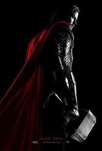 Thor - Poster / Capa / Cartaz - Oficial 3