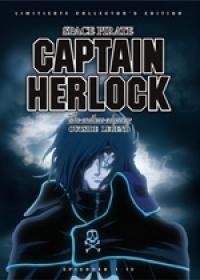 Capitão Harlock: Odisseia sem fim - Poster / Capa / Cartaz - Oficial 1