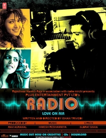 Radio - Poster / Capa / Cartaz - Oficial 2