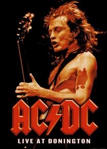 AC/DC: Live at Donington - Poster / Capa / Cartaz - Oficial 1