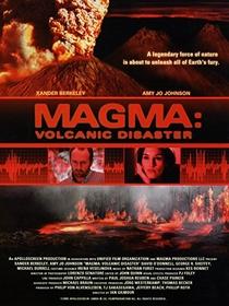 Magma - A Fúria do Vulcão - Poster / Capa / Cartaz - Oficial 2