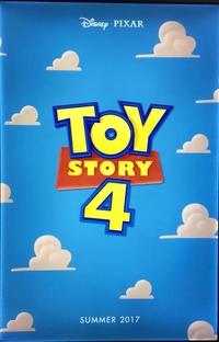 Toy Story 4 - Poster / Capa / Cartaz - Oficial 1