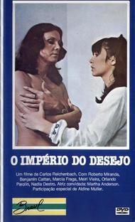 O Império do Desejo - Poster / Capa / Cartaz - Oficial 1
