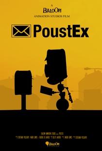 PoustEx - Poster / Capa / Cartaz - Oficial 2