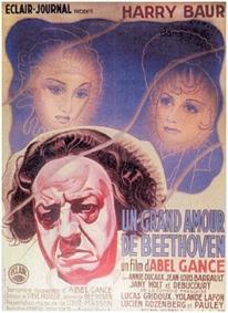 Um Grande Amor de Beethoven - Poster / Capa / Cartaz - Oficial 1
