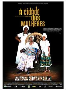 A cidade das mulheres - Poster / Capa / Cartaz - Oficial 1