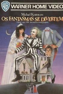 Os Fantasmas Se Divertem - Poster / Capa / Cartaz - Oficial 3