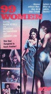 99 Mulheres - Poster / Capa / Cartaz - Oficial 6