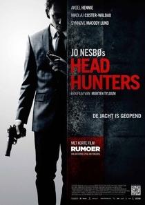 Headhunters - Poster / Capa / Cartaz - Oficial 4