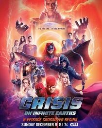 Crise nas Infinitas Terras - Poster / Capa / Cartaz - Oficial 3