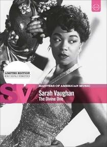 A Divina Sarah Vaughan - Poster / Capa / Cartaz - Oficial 1