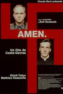Amém - Poster / Capa / Cartaz - Oficial 4