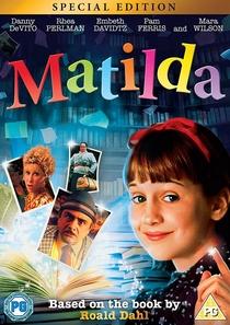 Matilda - Poster / Capa / Cartaz - Oficial 6