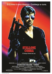 Stallone: Cobra - Poster / Capa / Cartaz - Oficial 1