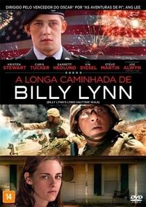 A Longa Caminhada de Billy Lynn - Poster / Capa / Cartaz - Oficial 2