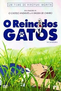 O Reino dos Gatos - Poster / Capa / Cartaz - Oficial 2