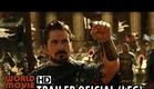 Êxodo: Deuses e Reis Trailer Oficial Legendado (2014) HD