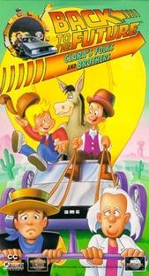 De Volta para o Futuro: Série Animada - Poster / Capa / Cartaz - Oficial 1