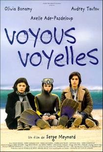 Meninas Moleques - Poster / Capa / Cartaz - Oficial 1