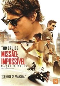 Missão: Impossível - Nação Secreta - Poster / Capa / Cartaz - Oficial 13