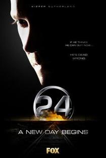 24 Season 4 Prequel - Poster / Capa / Cartaz - Oficial 1