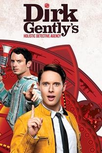 Dirk Gently's Holistic Detective Agency (1ª Temporada) - Poster / Capa / Cartaz - Oficial 2