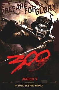 300 - Poster / Capa / Cartaz - Oficial 9
