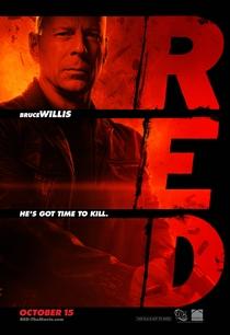 Red - Aposentados e Perigosos - Poster / Capa / Cartaz - Oficial 5