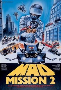 Mad Mission Part 2: Aces Go Places - Poster / Capa / Cartaz - Oficial 1