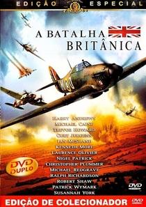 A Batalha da Grã-Bretanha - Poster / Capa / Cartaz - Oficial 9