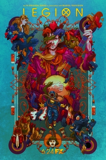 Legion (2ª Temporada) - Poster / Capa / Cartaz - Oficial 5