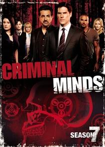 Mentes Criminosas (7ª Temporada) - Poster / Capa / Cartaz - Oficial 1