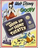 Instale Seu Home Theater Com O Pateta (How To Hook Up Your Home Theater)