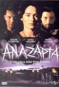 Anazapta - Poster / Capa / Cartaz - Oficial 1