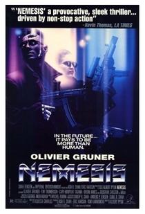 Nemesis - O Exterminador de Andróides - Poster / Capa / Cartaz - Oficial 1