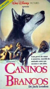 Caninos Brancos  - Poster / Capa / Cartaz - Oficial 3