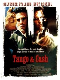 Tango e Cash - Os Vingadores - Poster / Capa / Cartaz - Oficial 3