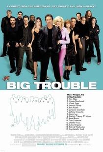 Grande Problema - Poster / Capa / Cartaz - Oficial 4